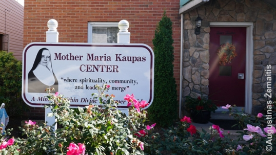 Maria Kaupas centre for volunteerism site