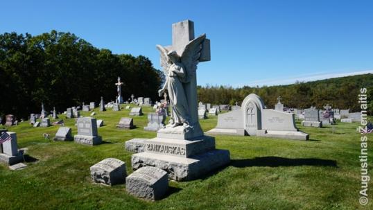 New Philadelphia Lithuanian cemetery