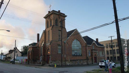 Braddock St. Isidore Lithuanian church