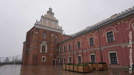 Lublin Holy Trinity chapel