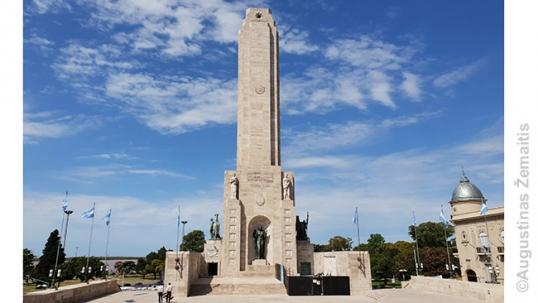Rosarijo vėliavos memorialas