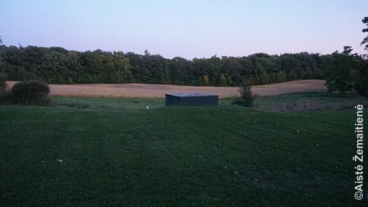 Giedraitis shooting range