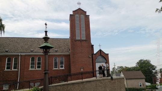 Hamiltono lietuvių bažnyčia