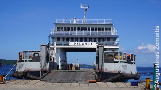 Ferry Palanga